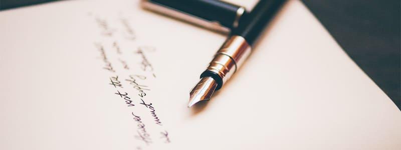 Différents types de stylos - Renseignez-vous sur les différents types de stylos